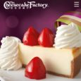 北京王府井のThe Cheesecake Factory
